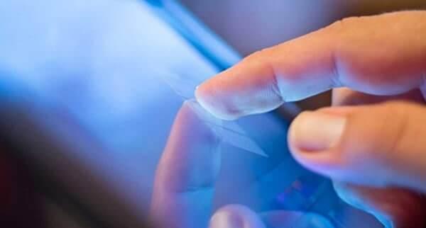 Display touch screen non funzionano con i guanti
